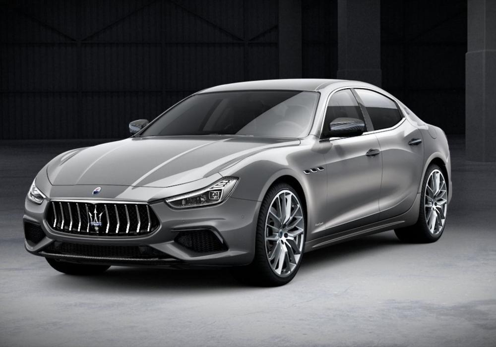 Maserati Ghibli GranSport S Q4 MY18