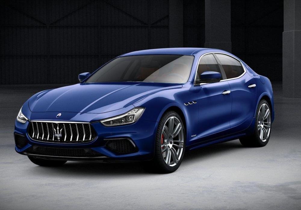 Maserati Ghibli GranSport S Q4
