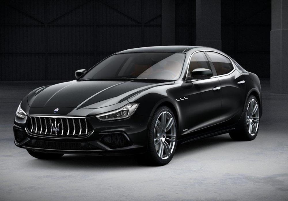 Maserati Ghibli GranSport Diesel