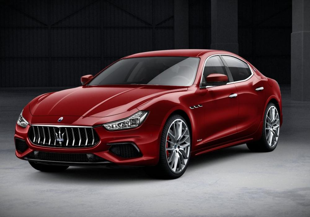 Maserati Ghibli GranSport S Q4 MY18