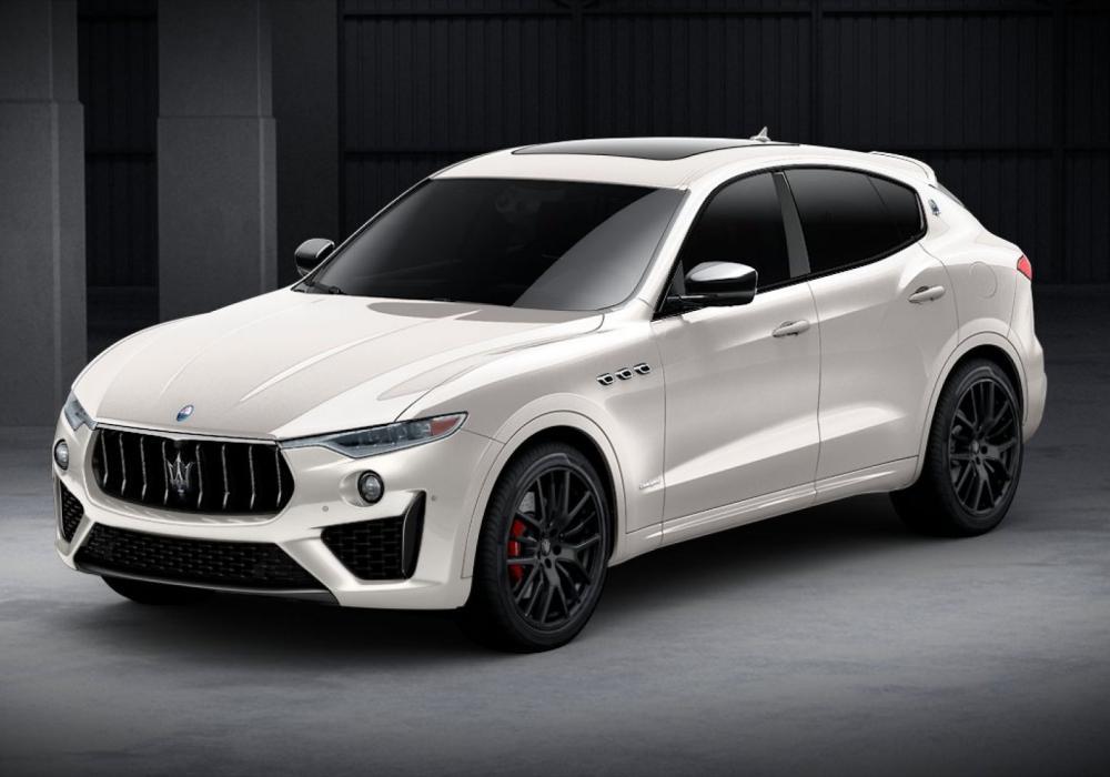 Maserati Levante Diesel GranSport - ZVÝHODNĚNÍ 374 000 Kč