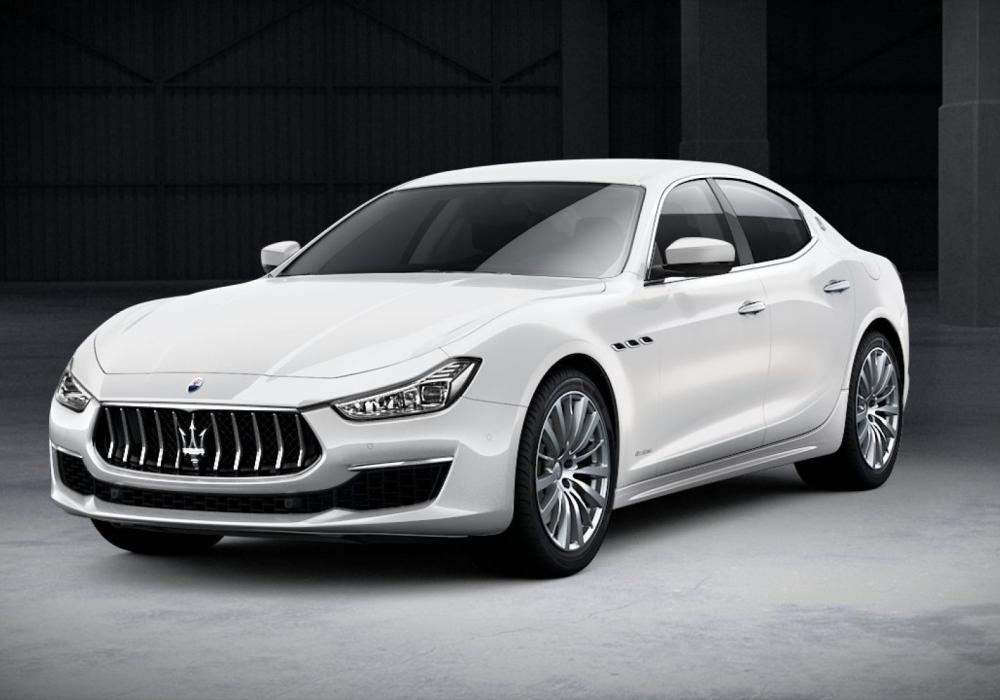 Maserati Ghibli GranLusso Diesel MY18