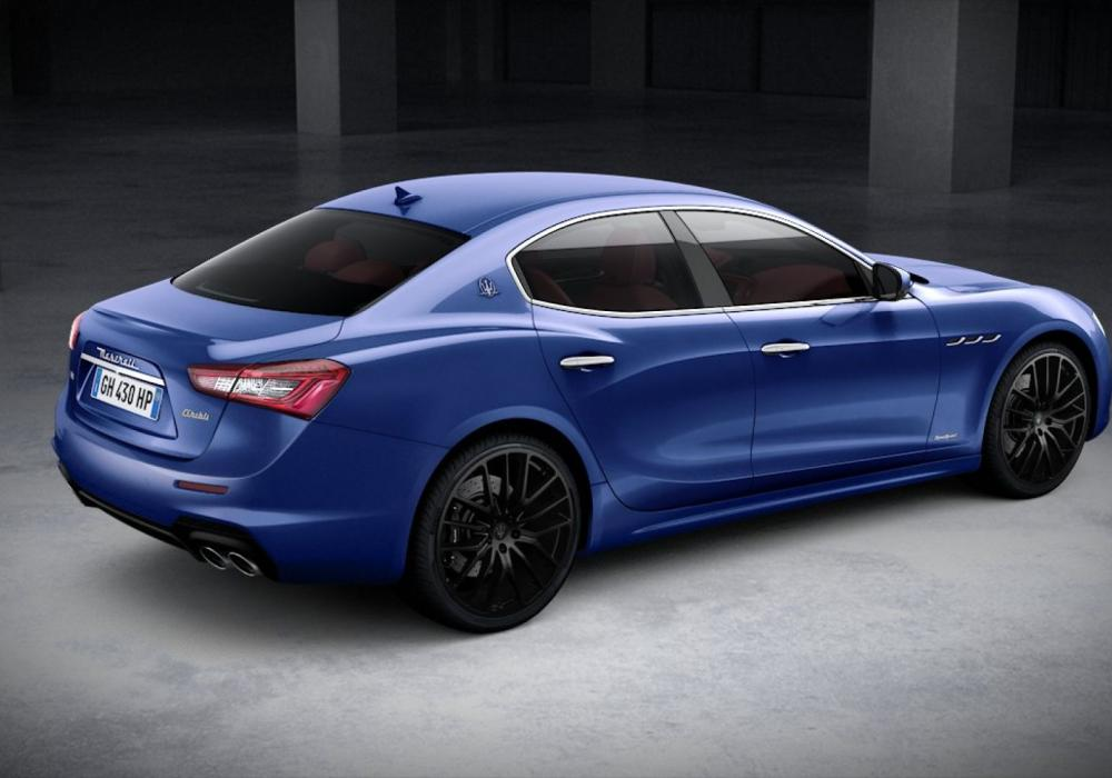 Maserati Ghibli GranSport S Q4 MY19