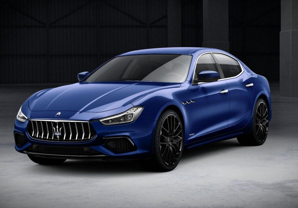 Maserati Ghibli Hybrid - Volná specifikace