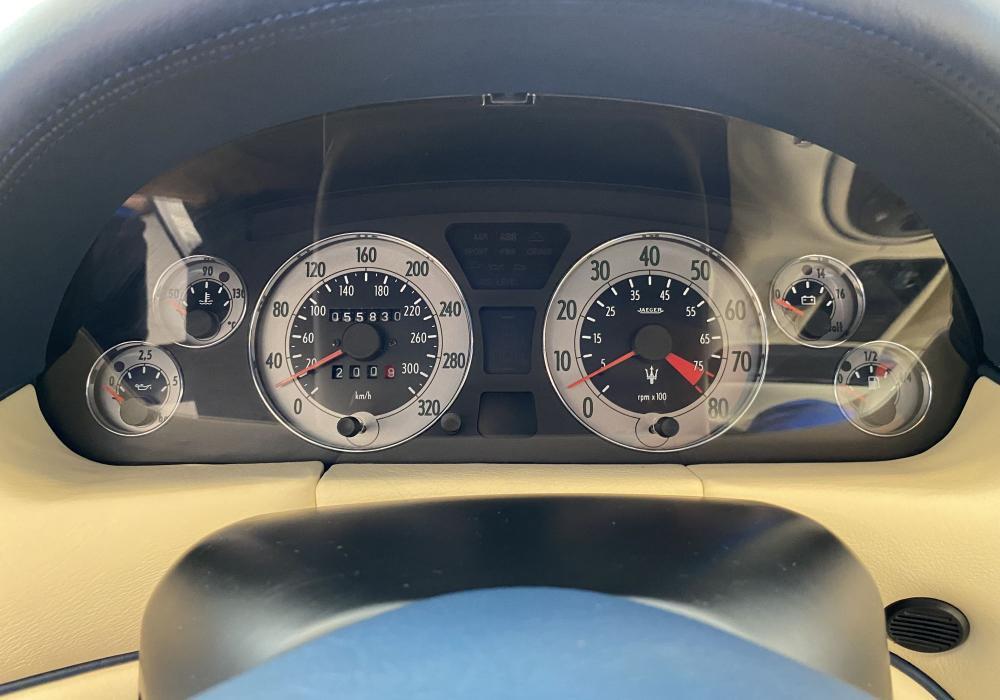 Maserati Coupe CAMBIOCORSA V8