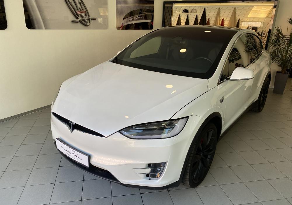 Tesla Model X PERFORMANCE - Raven / Ludicrous Mode