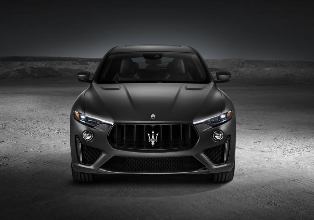 Maserati Levante Trofeo V8 - Volná specifikace