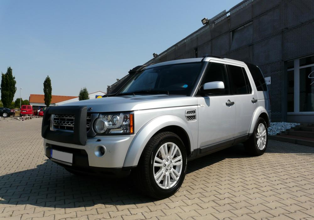 Land Rover Discovery 4 HSE - 7 míst