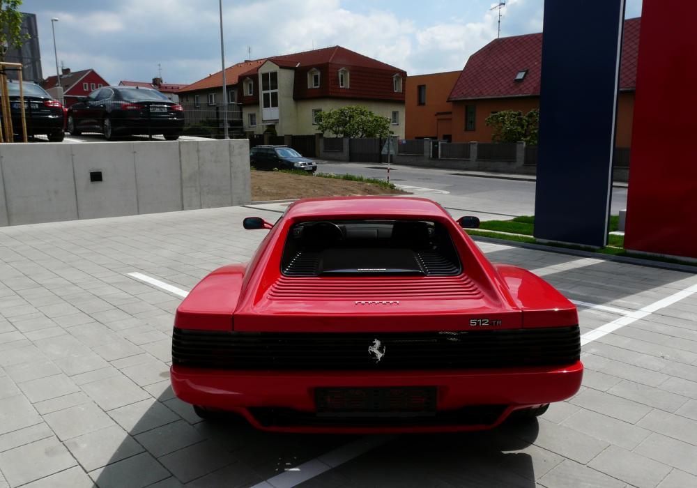 Ferrari 512 TR
