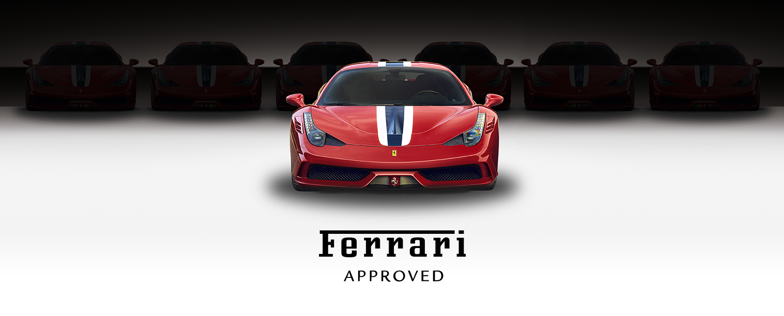 Ferrari Approved